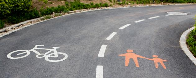 deplacement actif pietons cyclistes
